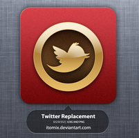 Twitter Replacement by iTomix