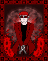 MonoPoster 3 - The Criminal by Nikai-Nocturne