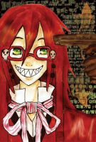 Saint Grell from Hell by yui-tohma