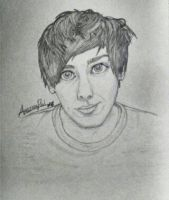 Amazing Phil by THEEPICARTIST8