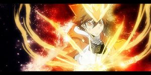 Tsuna Sign by AXel-KL