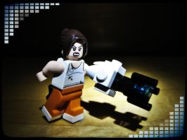 Chell 2.0 by guyver
