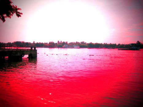 Red river by lotring
