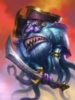 Patches the Pirate for Hearthstone by namesjames