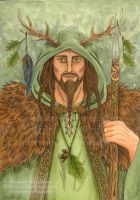 Herne by purplefaerey