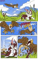 Comic for Swiftwind Page 1 by SuperStinkWarrior