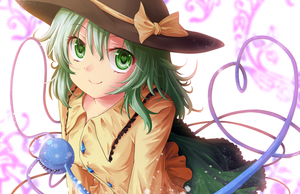 We all love Koishi~ by freezeex