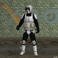 XNA Scout Trooper by X-N-A