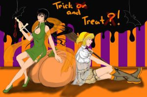 APH: Halloween by Gehen