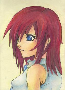 Kairi by conniekidd