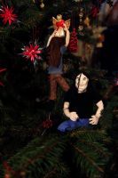 Have a Brutal Christmas by GrungeIndiani
