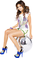 Ashley Tisdale PNG by ChocolateCream-Betty