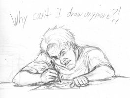 How I feel for class assignments... by WakerDre