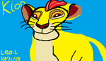 Kion the new Leader of the Lion Guard by KingLeoLionheart