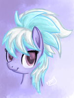 Cloudchaser by DaffyDream