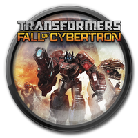 Transformers Fall Of Cybertron official Icon by AcidCrashLv