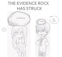 Evidence Rock by obsessioninhumanform