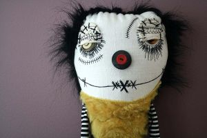 miss pegs face by themdollz