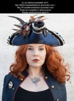 Steampunk Pirate Stock 004 by MADmoiselleMeliStock
