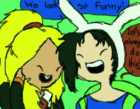 #3 Ask Fionna by paperandpencilisme