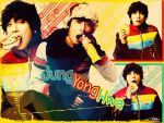 Jung Yong Hwa Wallpaper by AngySetsugekka