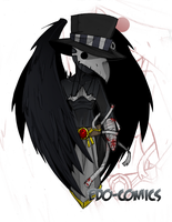 Plumas obscuras by bigsheezy