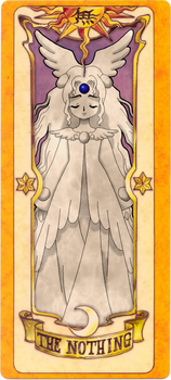 The Nothing - The Sealed Card by Earthstar01
