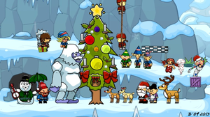 Scribblenauts: Rudolph the Red-Nosed Reindeer by Bowser81889