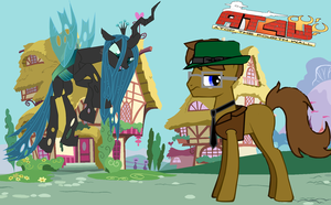 AT4W MLP Poster by cartoonfan22