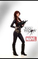 Black Widow by Rukiii