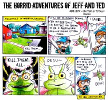 Adventures of Jeff 'n Ted pt82 by Seal-of-Metatron