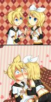 Happy Birthday Len and Rin!~ by BLEEDFan95