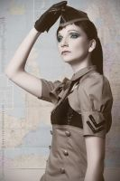 Women In Uniform by RGFoto