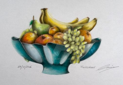 Fruit Scale Design by TWINS2