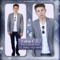 +Photopack png de Nolan G. F. by MarEditions1