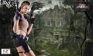 Lara Croft - Tomb Raider VI by TheSnowman10
