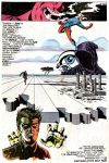Comic Book Art by Jim Steranko by FringerFrankie
