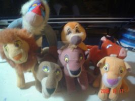 Lion King Burger King Set by AlexsBabyBear