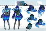 CM: Layde Reference Sheet by sakonma