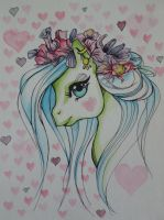 Painted Pony by animeangel07