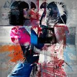 KISS OF THE FRAGILE MIRRORS by gartier