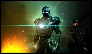 iron man 2 by turkill