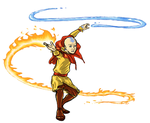 Avatar Aang- WHIPIT GEWD by Deathcomes4u