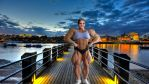Marissa on the Pier by sheldor73