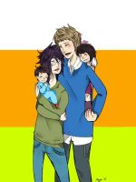 PH: Family by AiniBluebell