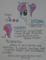 Willow Reference Sheet!!! by TopazBeats