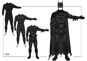 Batsuit Once More by Bunk2