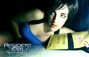 Jill Valentine RE Cosplay by JillSilverburgh