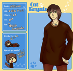 CatRoyale Nathan by purple-coffee