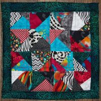 Finished Small Quilt by kbhollo